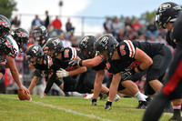 2017 Football Pleasant Vs Bucyrus